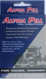 Alpha Pill Diesel 2 pill tester pack